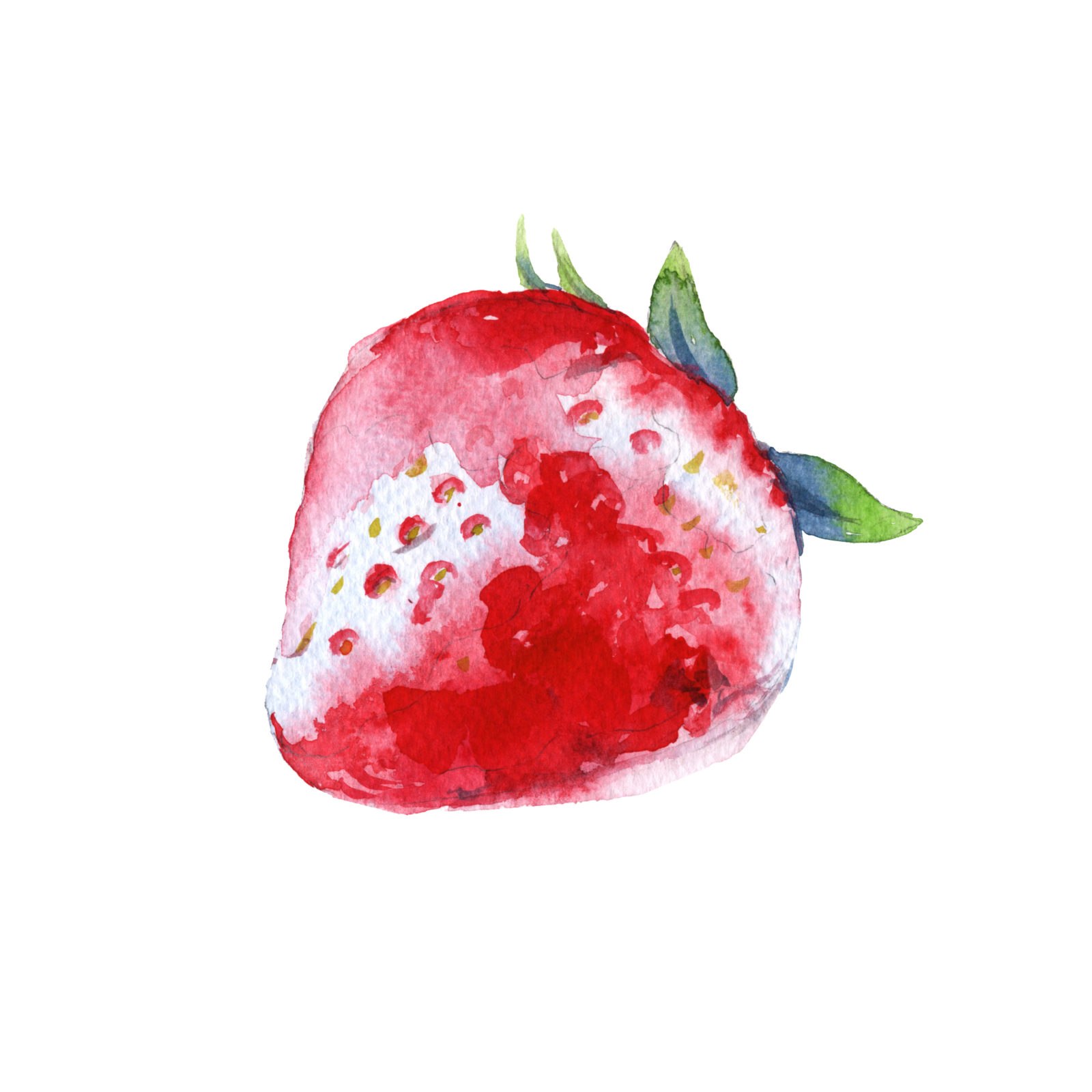 allergie aux fruits rouges