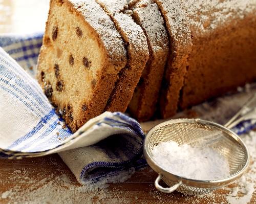 La recette du cake aux fruits confits