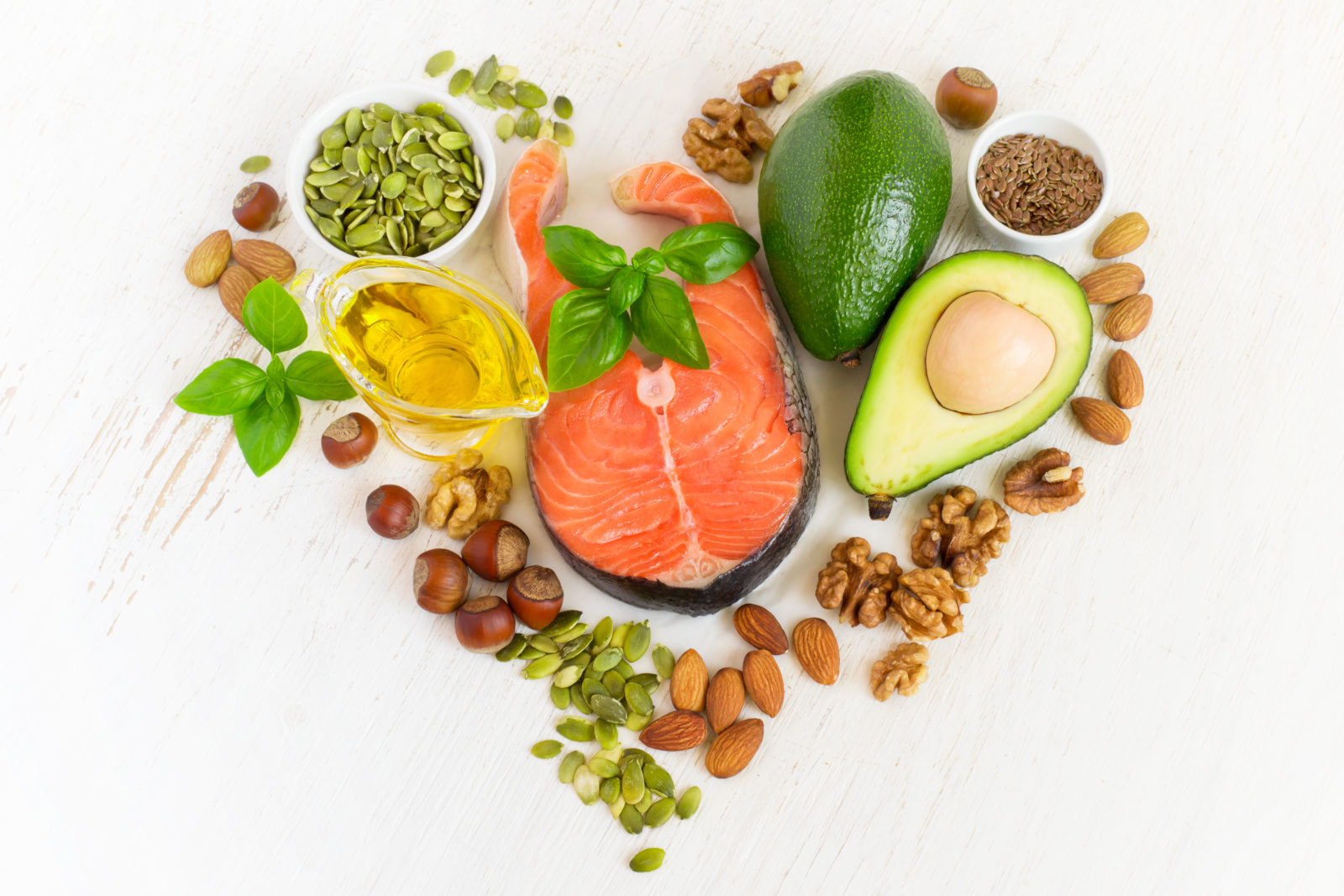 Le bon cholestérol, favorisé par certains aliments