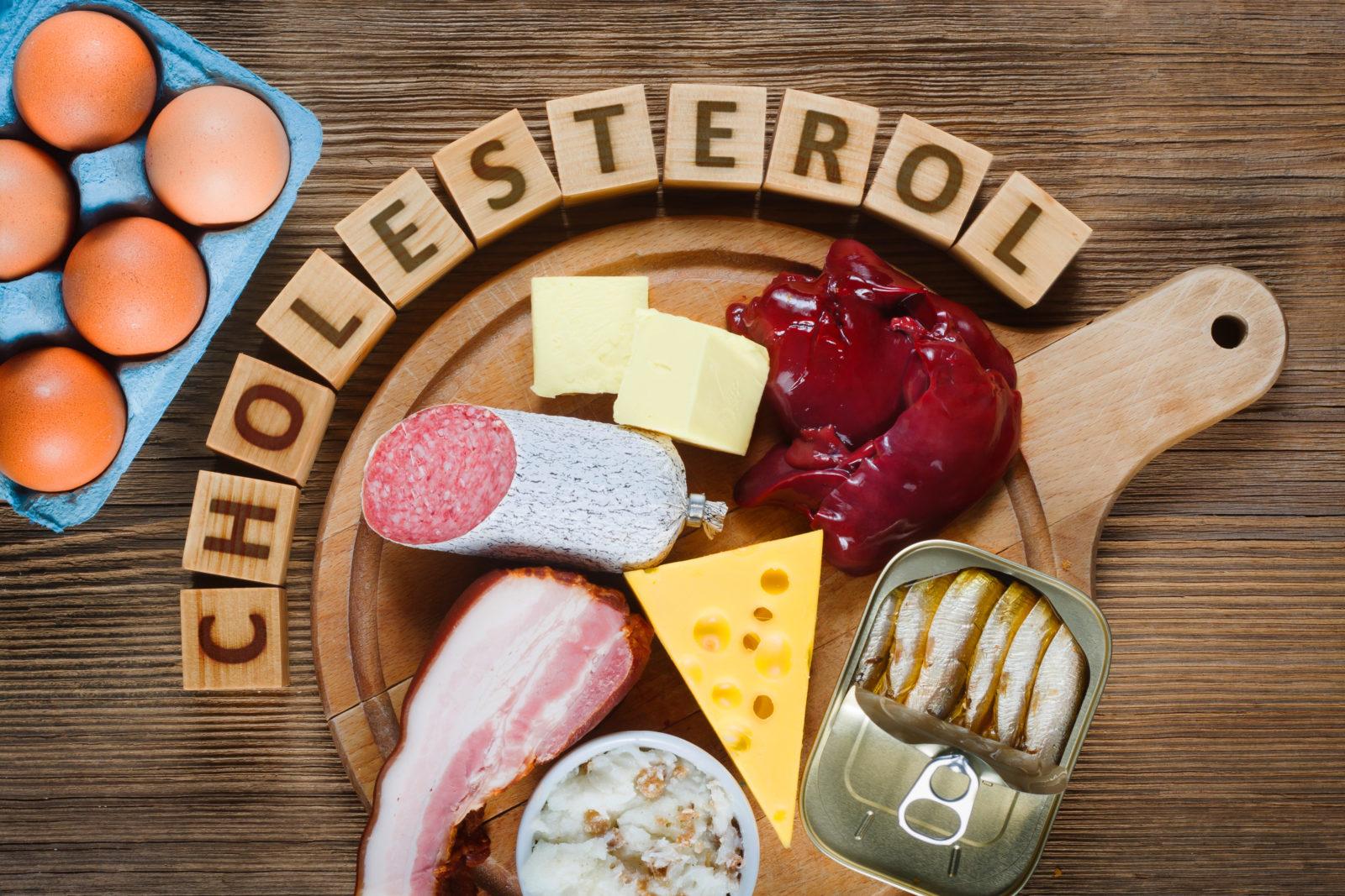 Le mauvais cholestérol est favorisé par certains aliments