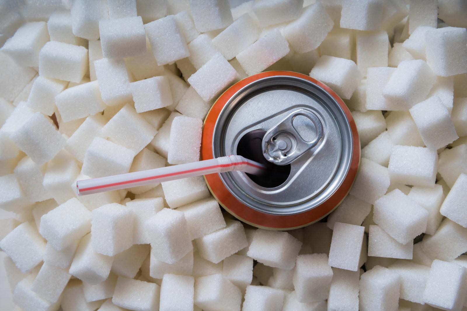 Sucre et soda, le doux mensonge