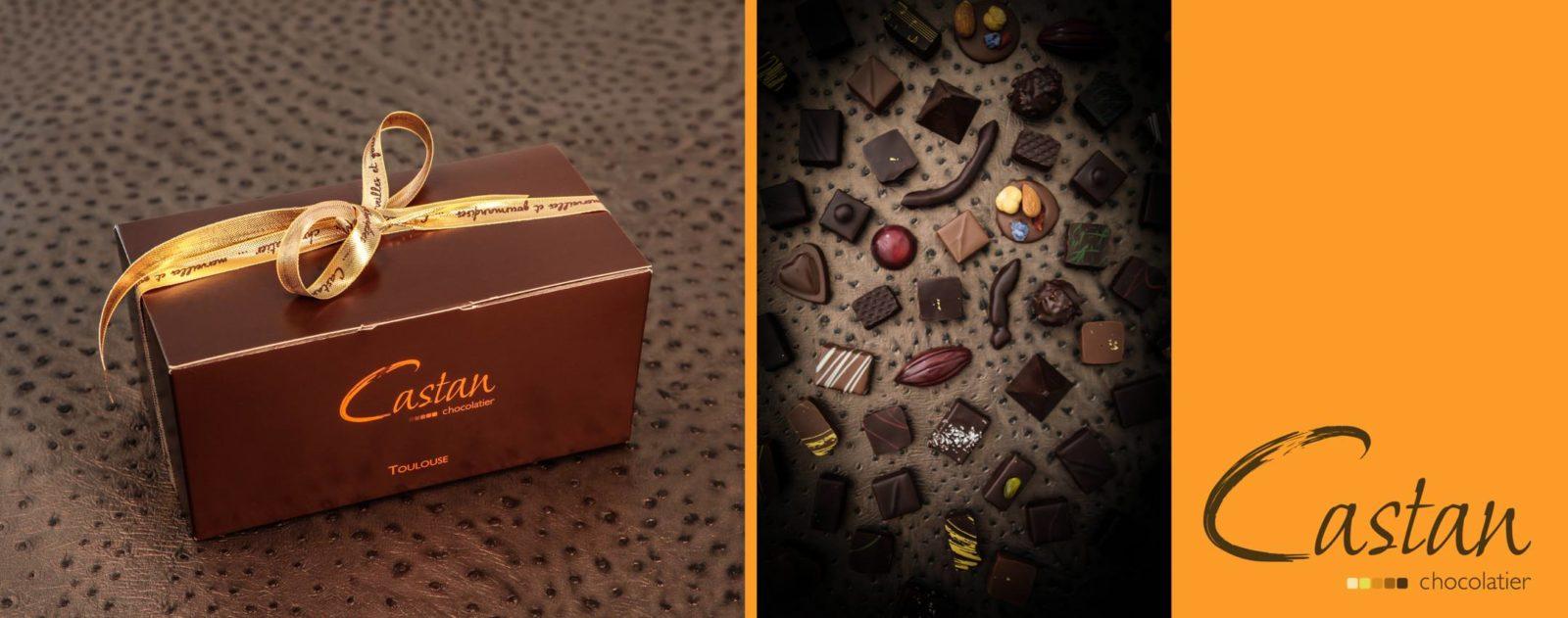 Découvrez la chocolaterie Castan, au coeur de la ville rose
