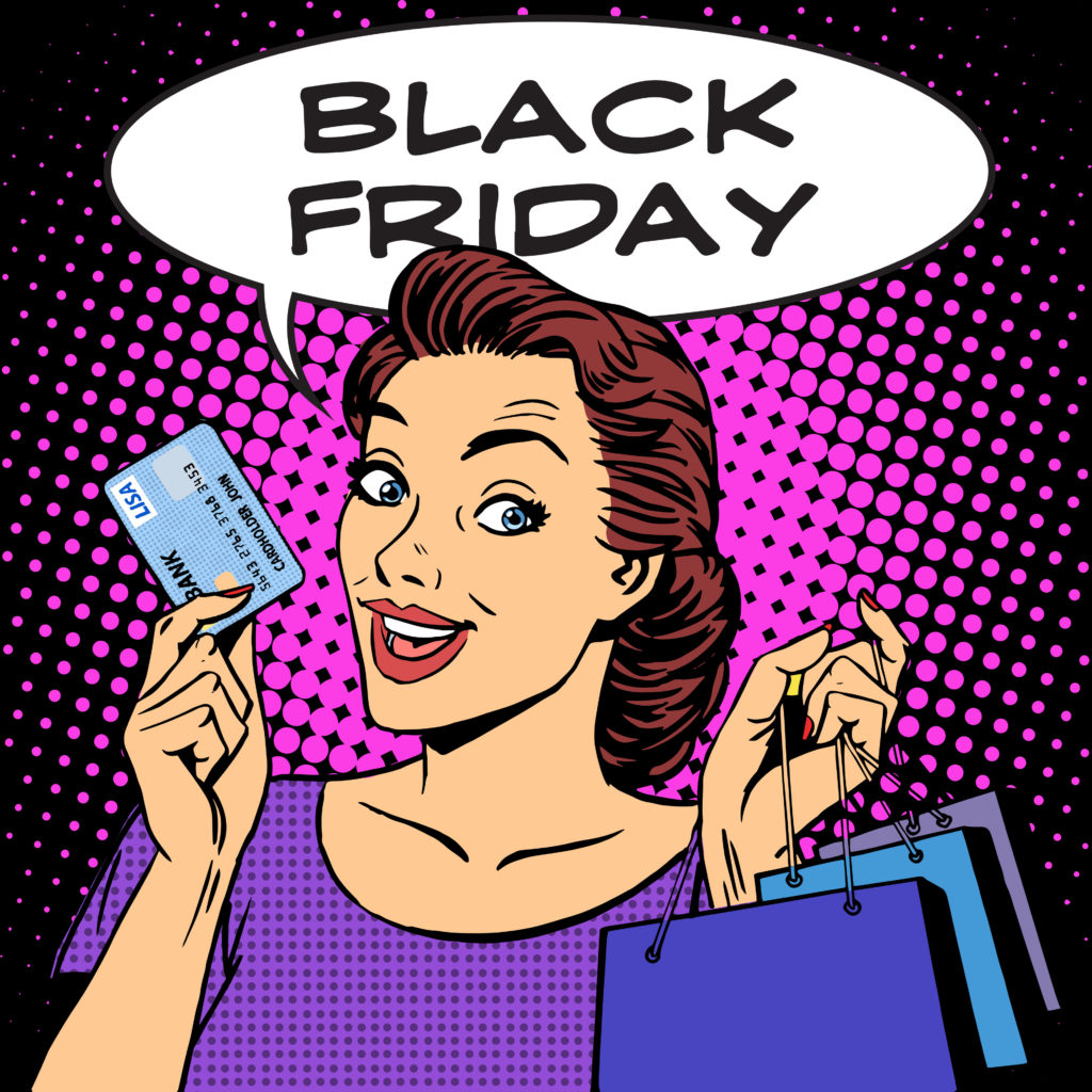 Le black friday, éloge de la surconsommation