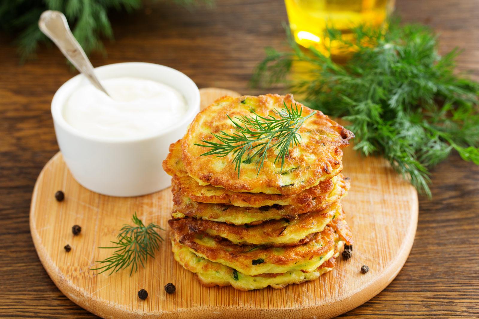 Des pancakes véganes