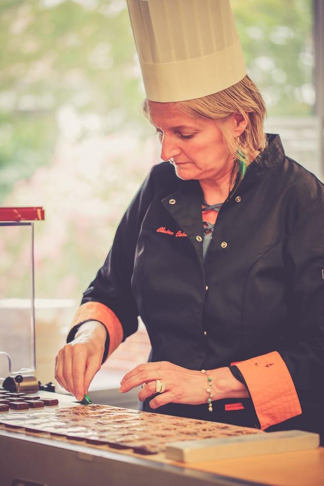 Claire Castan a voué sa vie au chocolat
