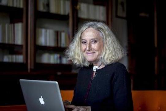 Françoise Parinaud, rencontrée aux JFN