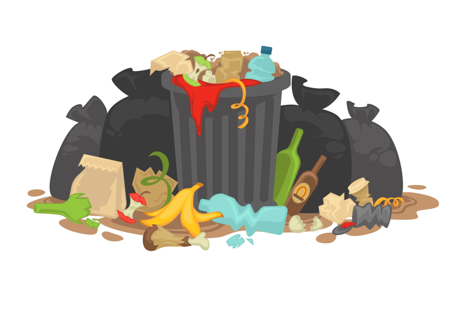 halte au gaspillage alimentaire !