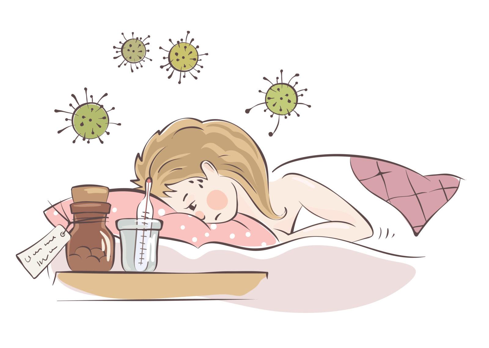 Pourquoi a-t-on de la fièvre