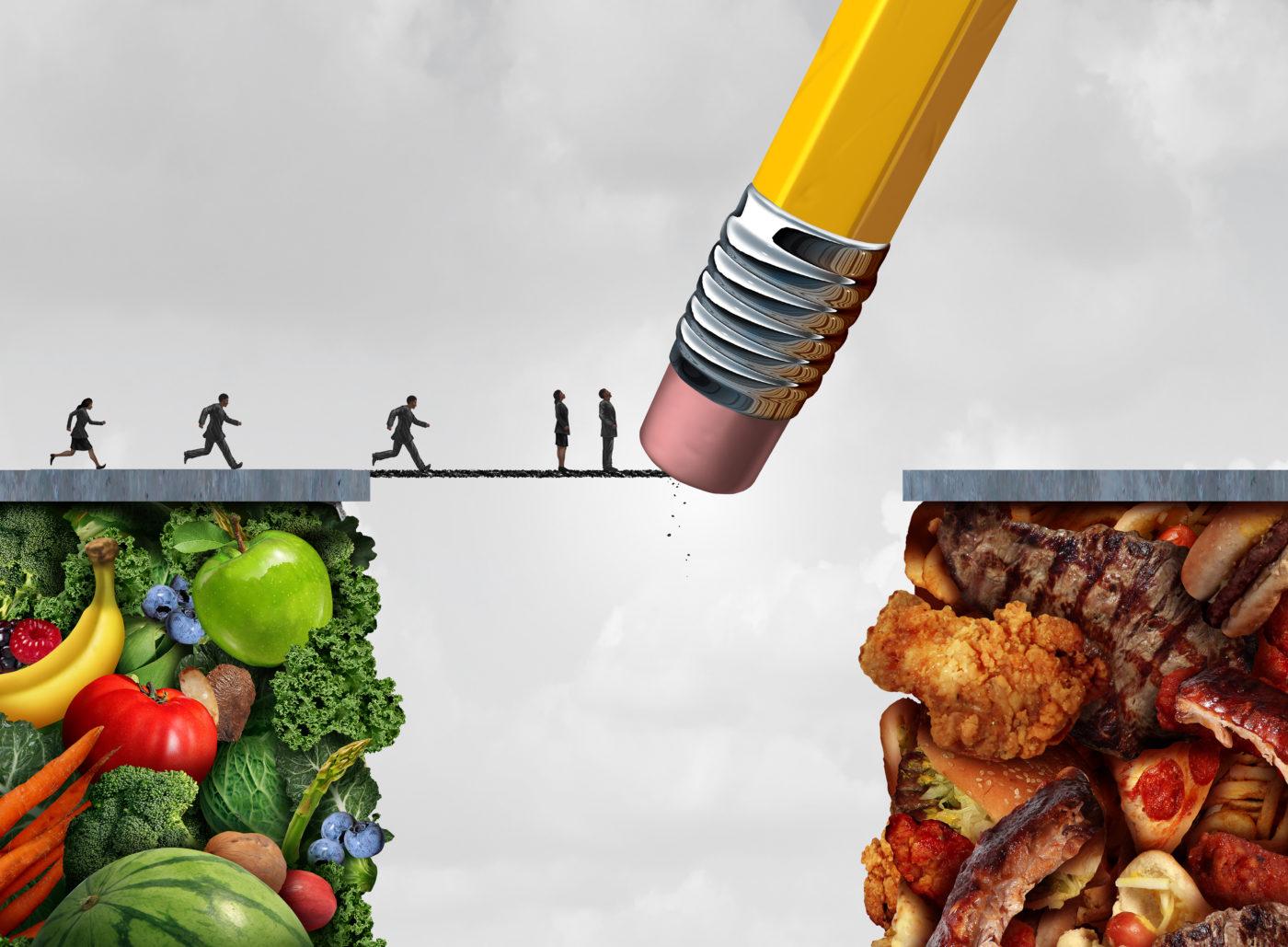 Manifester pour le bien-manger