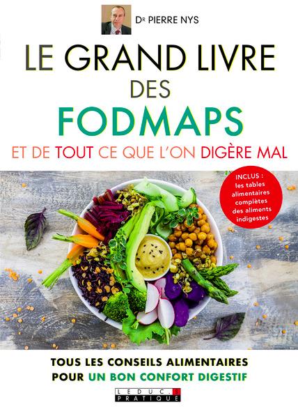 Le grand livre des FODMAPs