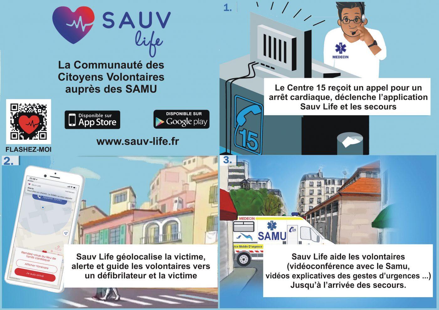 Sauv Life !