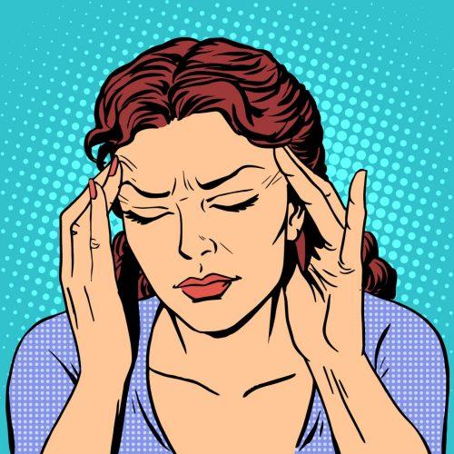 Migraine et syndrome de l'intestin irritable génétiquement liés