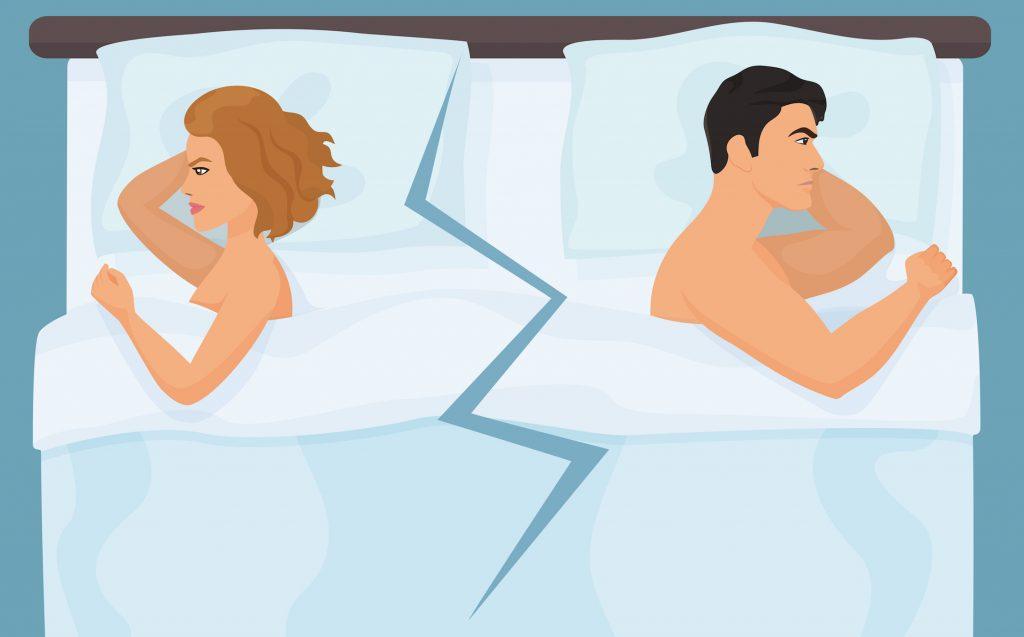 Des troubles sexuels avérés chez la majorité des personnes souffrant du Syndrome de l'intestin irritable
