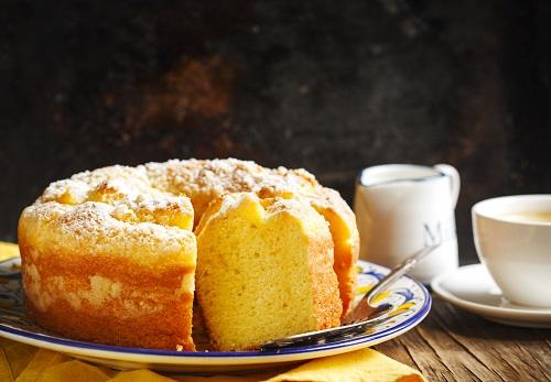 gâteau au bicarbonate de soude