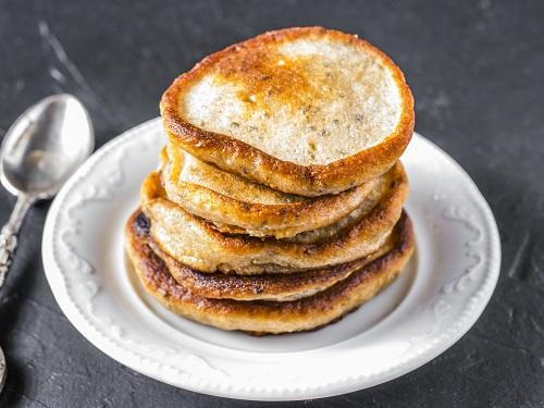 Pancakes aux graines de Chia