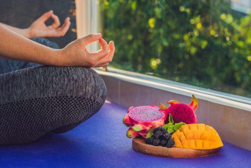 Pour un yoga gourmand