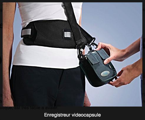 Vidéo-capsule endoscopique