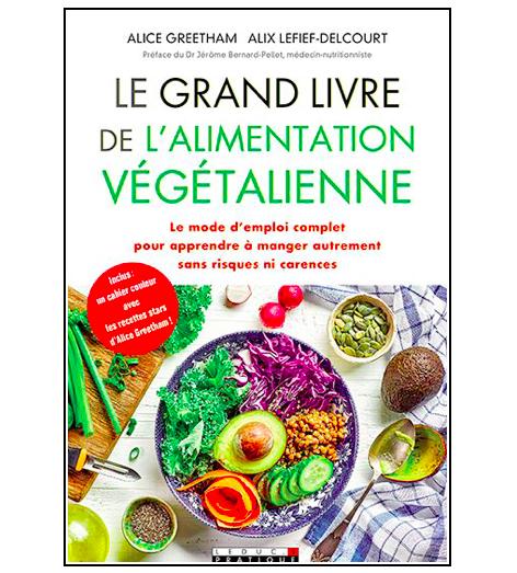 le guide de l'alimentation végétalienne