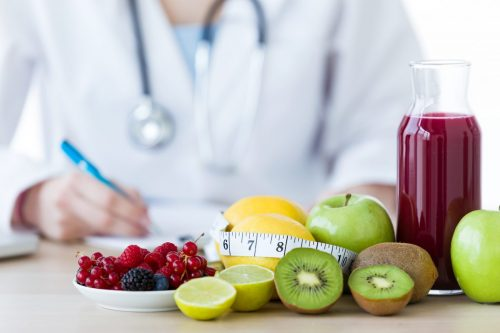 Le métier de diététicien