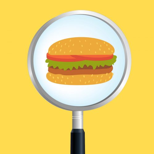 Le hamburger, un aliment ultra-transformé