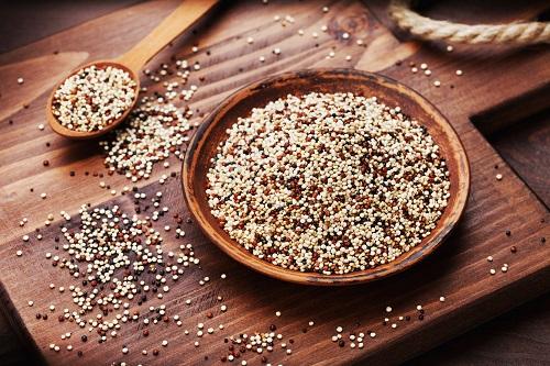 bienfaits et valeurs nutritionnelles du quinoa