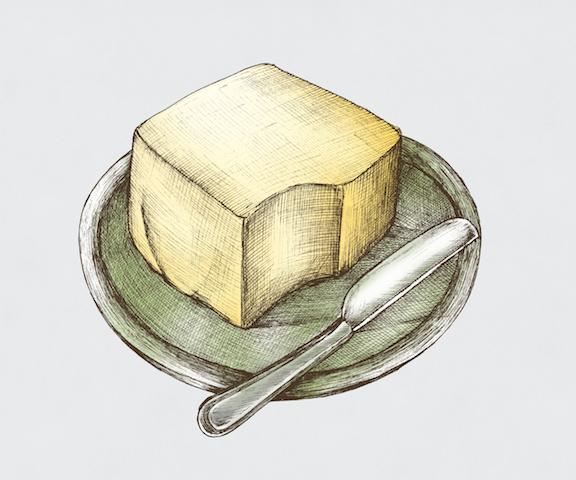 Bienfaits et valeurs nutritionnelles du beurre