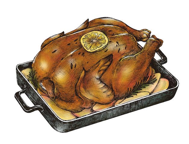 Bienfaits et valeurs nutritionnelles du poulet
