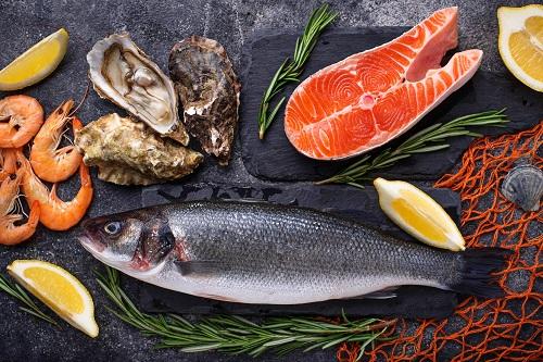 Allergie au poisson et aux fruits de mer