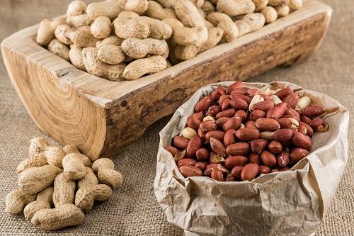 Allergie à la cacahuète