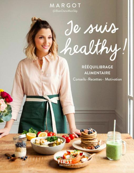"""Le rééquilibrage alimentaire grâce à """"Je suis healthy !"""""""