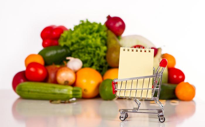 Manger équilibré avec un petit budget