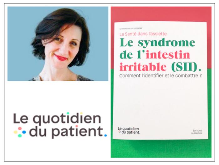 Notre premier livre consacré au syndrome de l'intestin irritable
