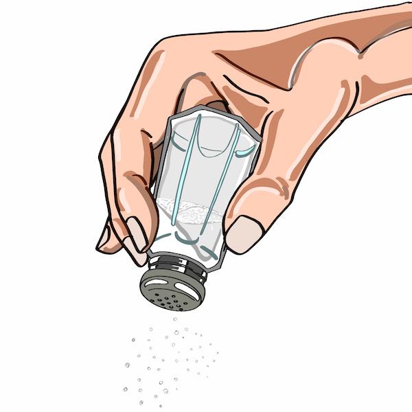 risques liés à une consommation excessive de sel