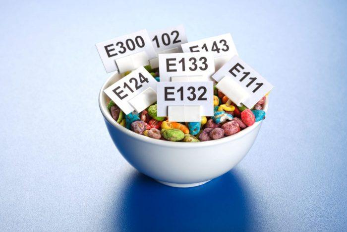 Tout savoir sur les additifs alimentaires