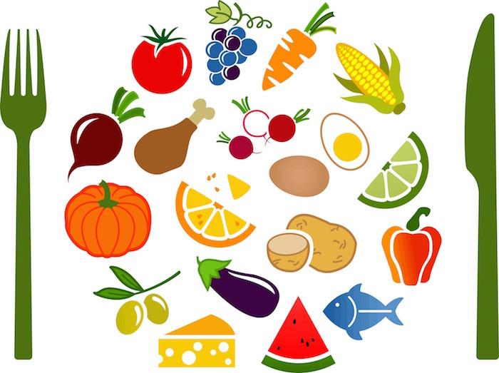 Revoir le contenu de ses placards en cas d'alimentation pauvre en FODMAPs