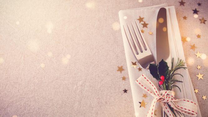 menu de fêtes pauvre en fodmaps