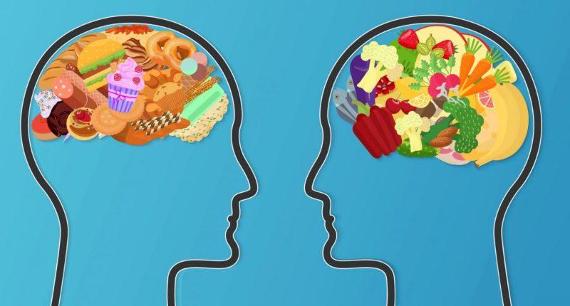 Perte de poids : autant dans la tête que dans l'assiette