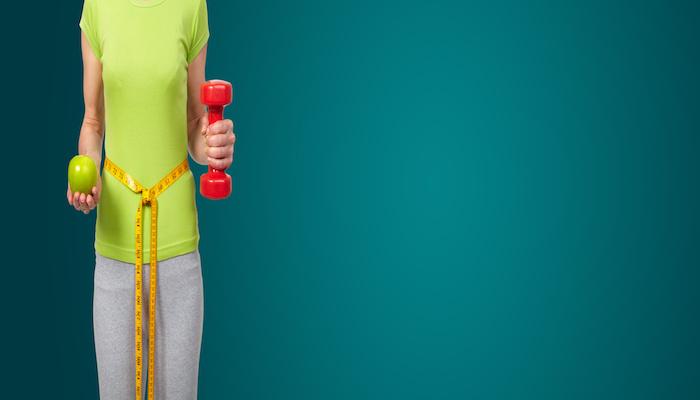 Perte de poids : manger moins ou faire plus de sport ?