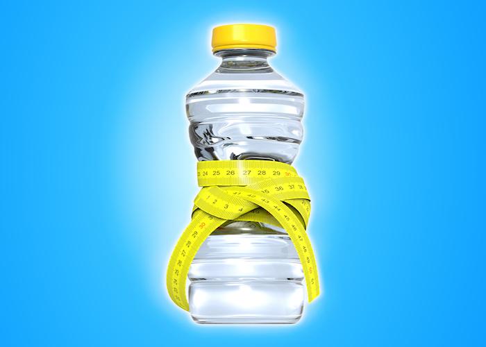 pourquoi l'eau aide à perdre du poids