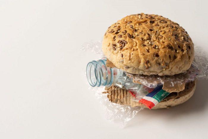 Du plastique dans notre estomac