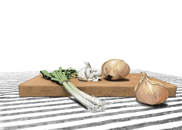 Légumes riches en inuline, fibres et microbiote intestinal