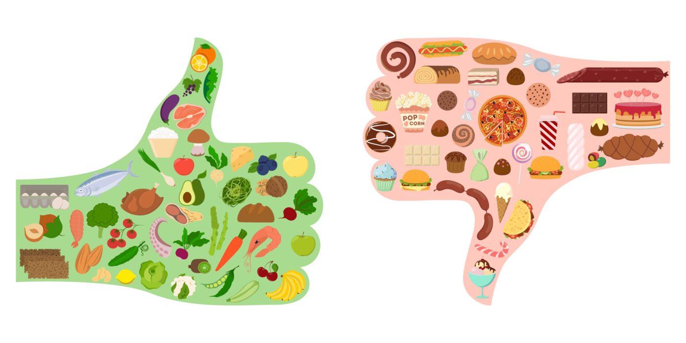conscience du lien entre alimentation et cancer
