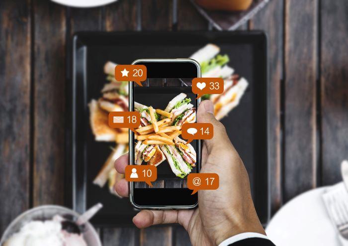 Des conseils nutritionnels sur les réseaux sociaux, fausse bonne idée